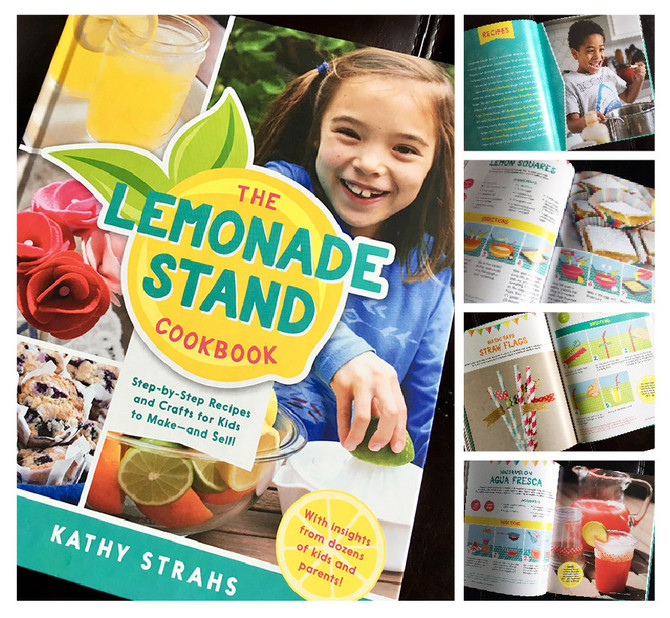 A Few Truths: My (Long) Tale Of The Lemonade Stand Cookbook