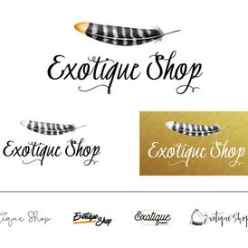 Exotique Shop Logo