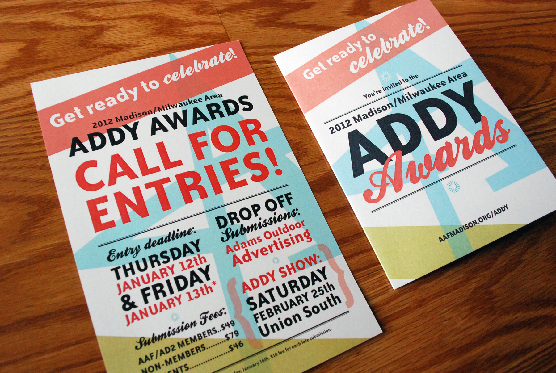 EVENT  |  ADDY Award Show