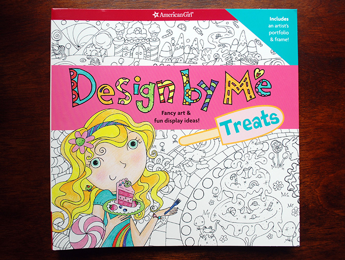 Color-In Book