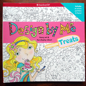 Design By Me: Treats Book