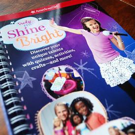 Truly Me: Shine Bright Book