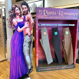 Duluth Trading Co. - Pants Romance Campaign