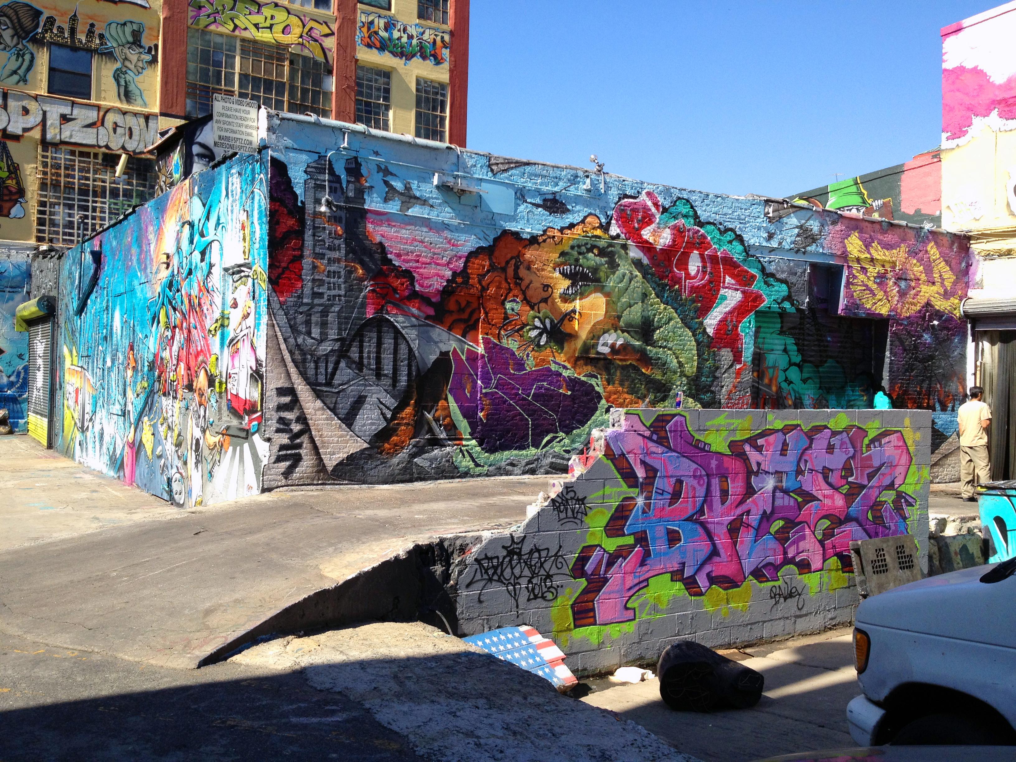 """""""Graffiti"""""""