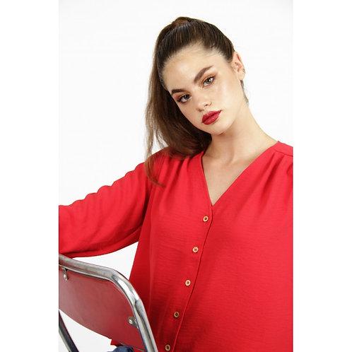 Blusa Amolita rojo