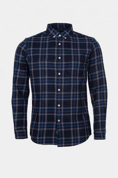 Camisa Constantine azul