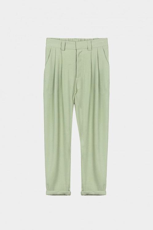 Pantalon GILLY verde