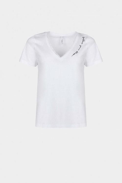 Camiseta PENELOPE blanca
