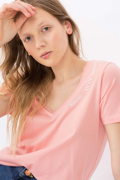 Camiseta PENELOPE rosa