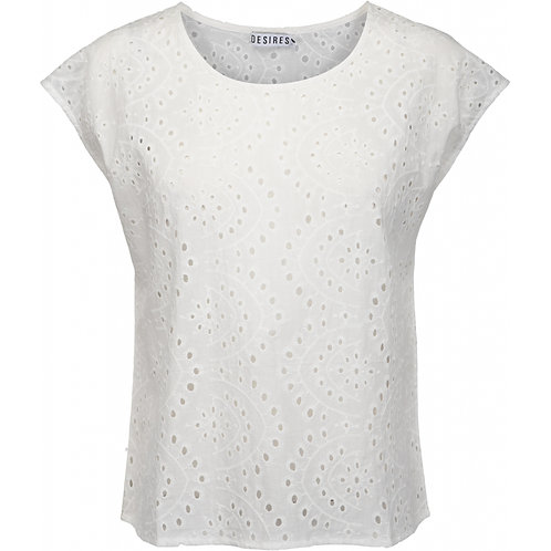 Blusa CARLENE blanca
