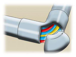 Como instalar um eletroduto: enterrado ou canaleta?
