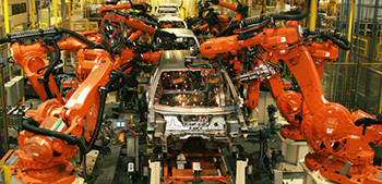 Automação na indústria