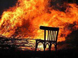Cuidados para estar protegido contra incêndios