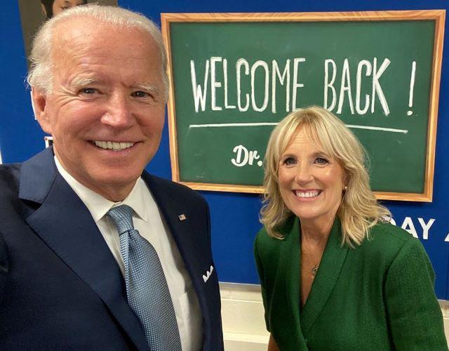 Joe Biden's wife