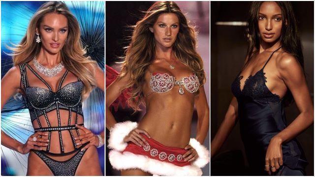 Victoria Secret Models Measurements