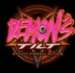 DEMON'S TIT logo