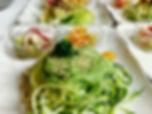 宇宙キッチンナーティーローフード