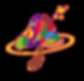 宇宙キッチンナーティーロゴ