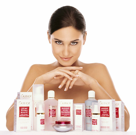 OC Skin Care Center _ Guinot Facial Prod