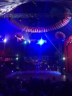 Circus Funtasia Invite