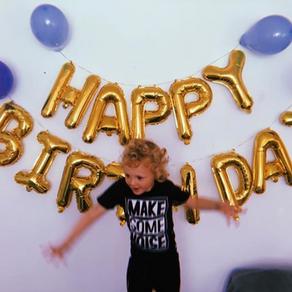 Babies and Birthdays
