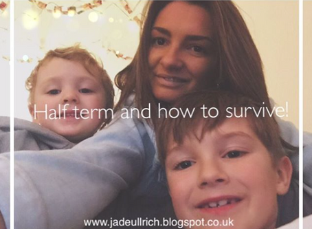 Half Term and how to survive