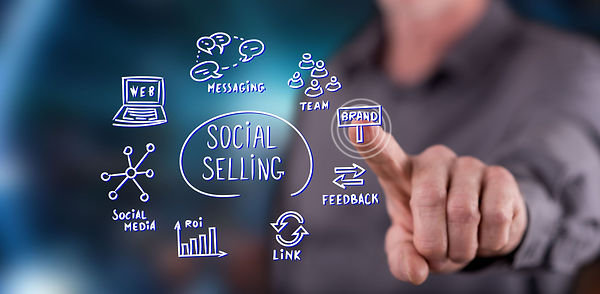 Définition social selling
