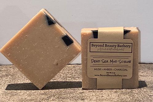 Dead Sea Mud Scrub Soap