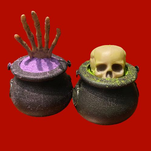 Witch's Brew Cauldron - Poisoned Apple