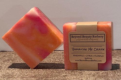 Jamaican Me Crazy Soap