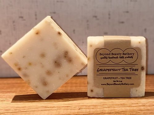 Grapefruit Tea Tree Soap