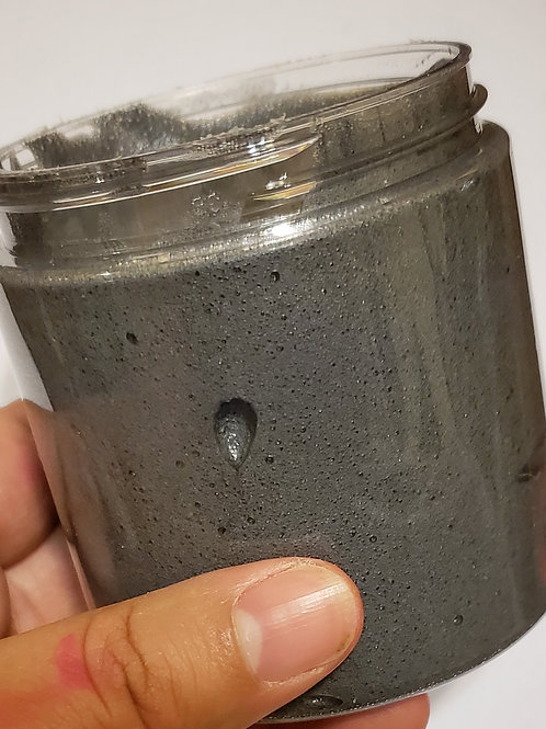 Activated Charcoal Foaming Mask