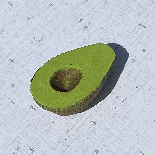 Avocado Bath Bomb - AvoBath 2-Pcs