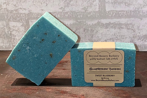 Blueberry Yummm Soap