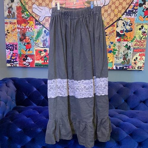 Prairie Costume Skirt (Elastic Band Size S/M)