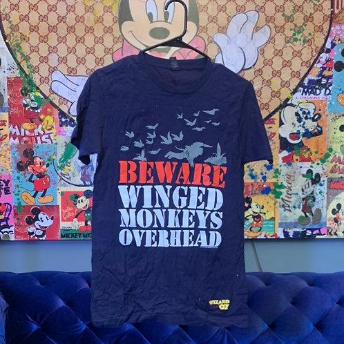 Beware Flying Monkey Size S