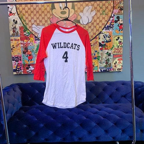 Wildcats High School Musical Size Medium