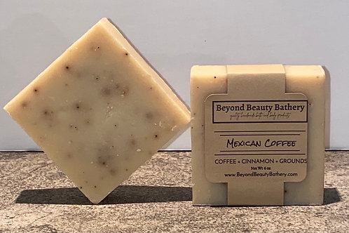 Mexican Coffee Soap