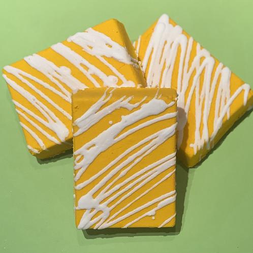 Lemon Barzzz - Lemon Pound Cake