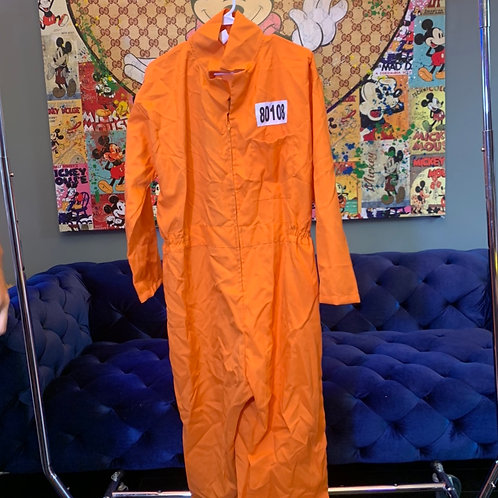 Who Let The Freaks Out Orange Jumpsuit Todrick MTV  One Size