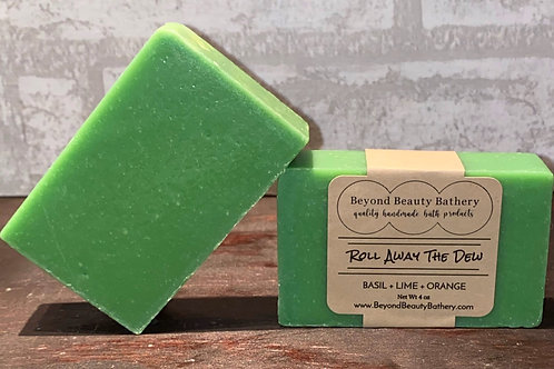 Roll Away the Dew Soap