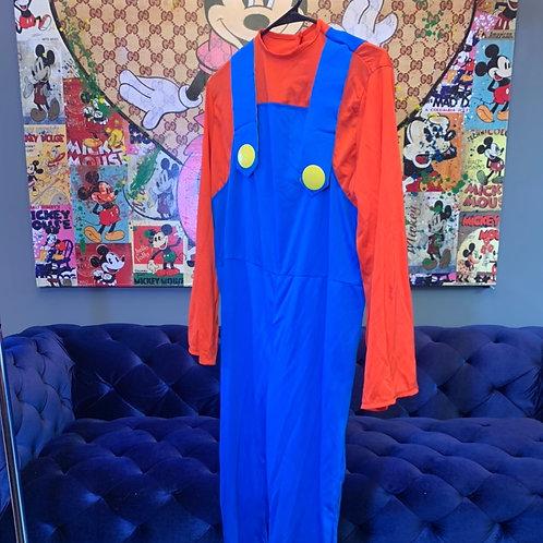 Mario Bros onesie One Size