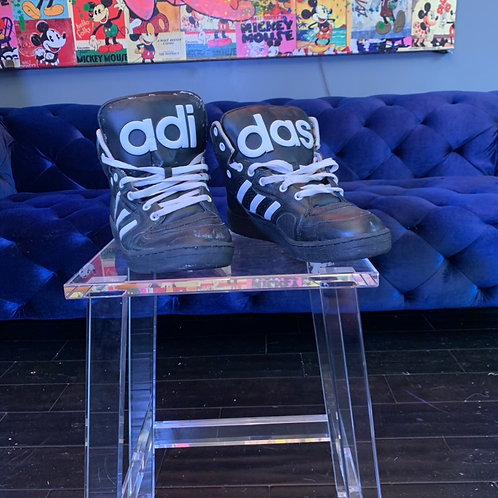 Jeremy_Scott_Adidas_shoes_mens_as is_Size_10