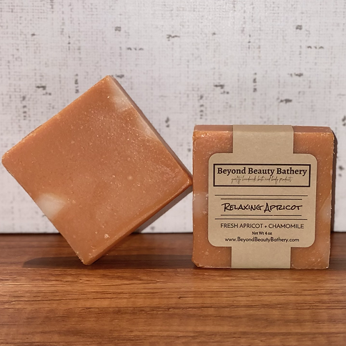 Relaxing Apricot Soap