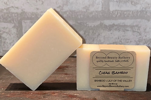 Clean Bamboo Soap
