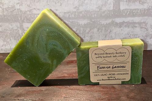 English Garden Soap