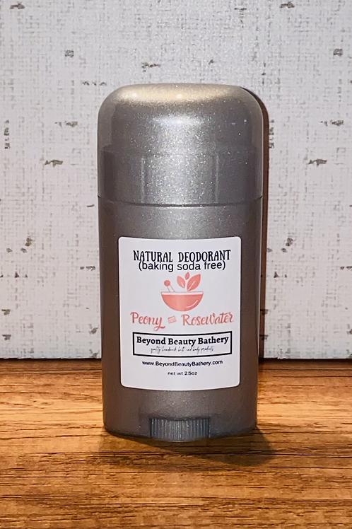 Natural Deodorant *Baking Soda Free