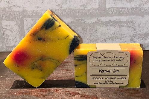 Kenyan Sky Soap