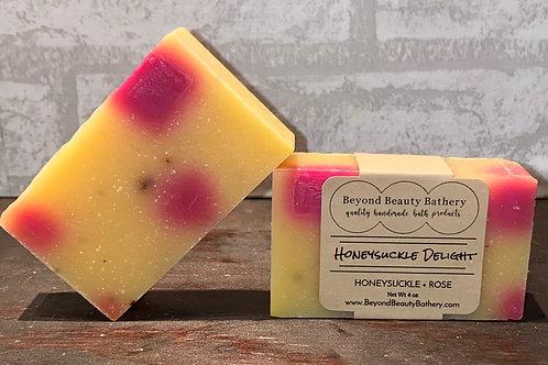 Honeysuckle Delight Soap