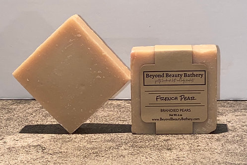 French Pear Soap